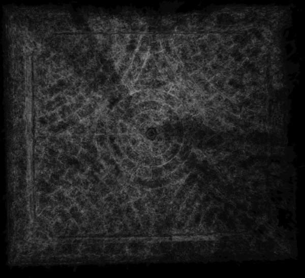 Carte de recouvrement (Cptr) de la voûte de aile occidentale de château à Barbentane