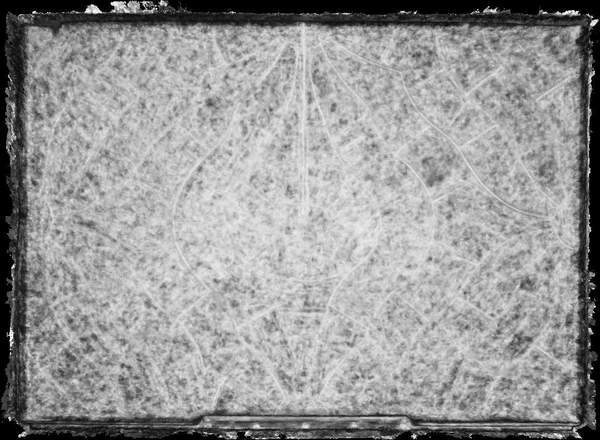 Carte de corrélation de la voûte de sacristie de la chapelle de Hôtel-Dieu à Carpentras