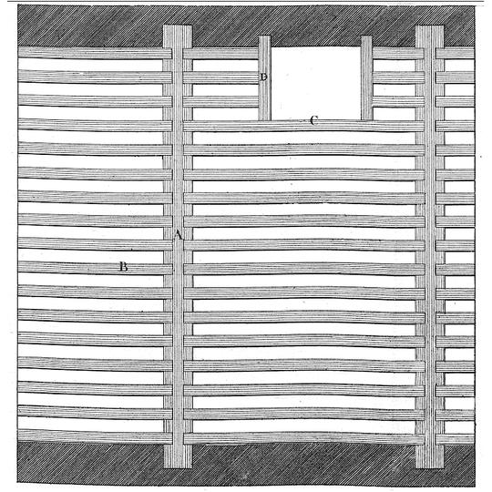 Planchers en bois anciens - Bestrema