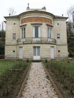 Folie Huvé, Hôtel particulier du XVIIIe siècle à Meudon