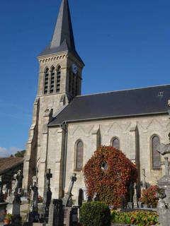 Église de Beaulieu-en-Argonne