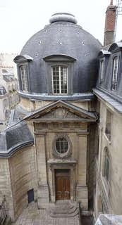 Paris - Hôtel de la Bûcherie