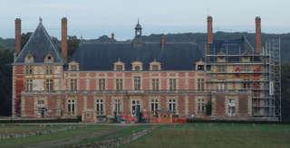 Chateau de Sully à Rosny-sur-Seine