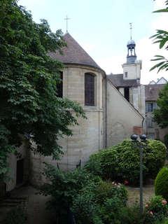 Sèvres, église Saint-Romain