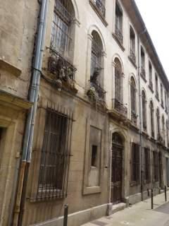 Avignon, hôtel de Beaumont
