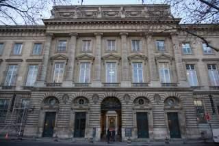 Paris, hôtel des Monnaies