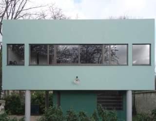 Poissy, villa Savoye
