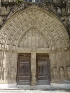 Saint-Antoine-l'Abbaye, église