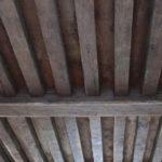 Planchers en bois anciens